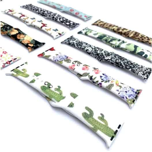 Patterned Apple Watch Bands Only $9.99