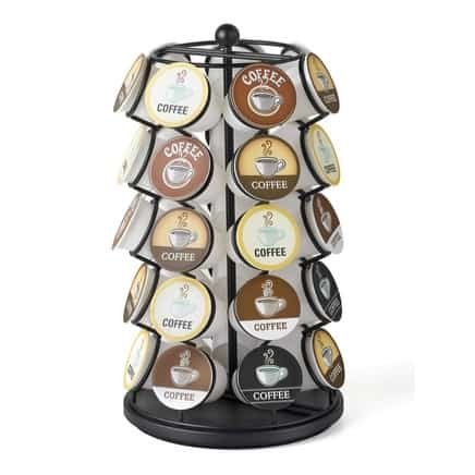 K-Cup Carousel Only $13.99 (Was $29.99) **Holds 35 K-Cups **