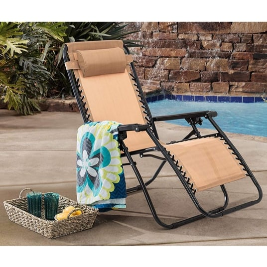 Zero Gravity Chairs Only $29.99 **Today Only**