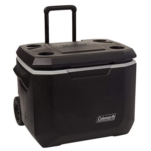 Coleman Xtreme 50-Quart Cooler with Wheels Only $22.92
