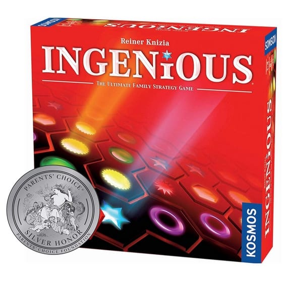 Thames & Kosmos Ingenious Ultimate Family Strategy Game Only $9.99