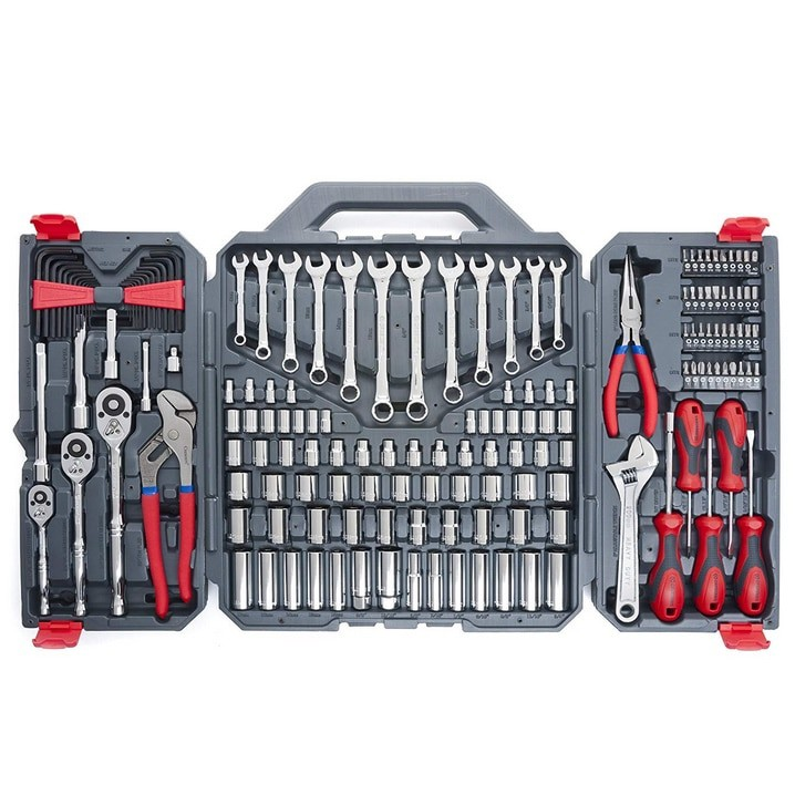 Crescent 170 Pc. General Purpose Tool Set Now .99 (Was 6.13)