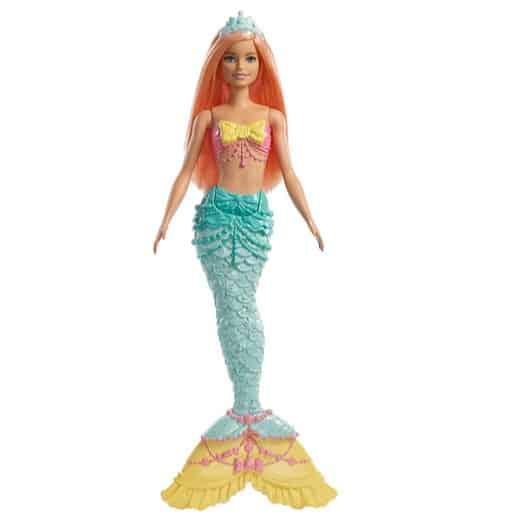 Barbie Dreamtopia Mermaid Doll Now .99