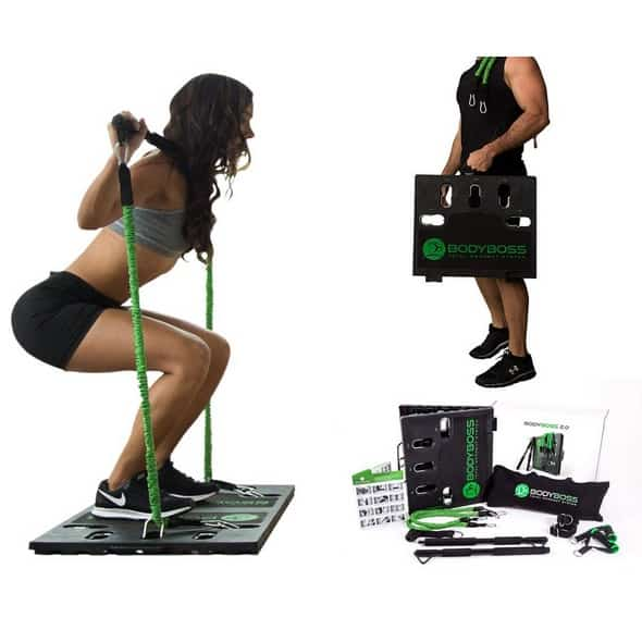 BodyBoss Home Gym 2.0 Now 9.99 **Today Only**