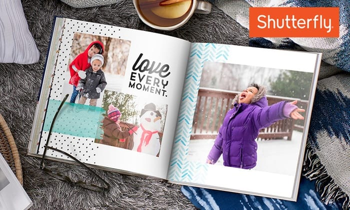 Custom Photo Book from Shutterfly Only  (Was )