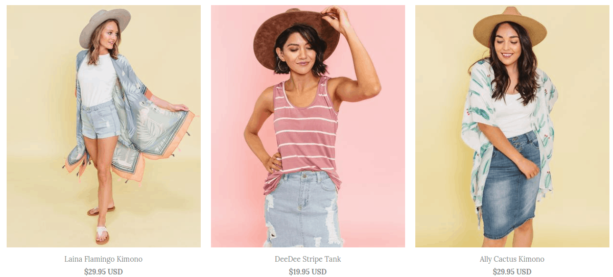 Cents of Style 50% off Clearance Code - Prices from $4.99 w/ Free Shipping