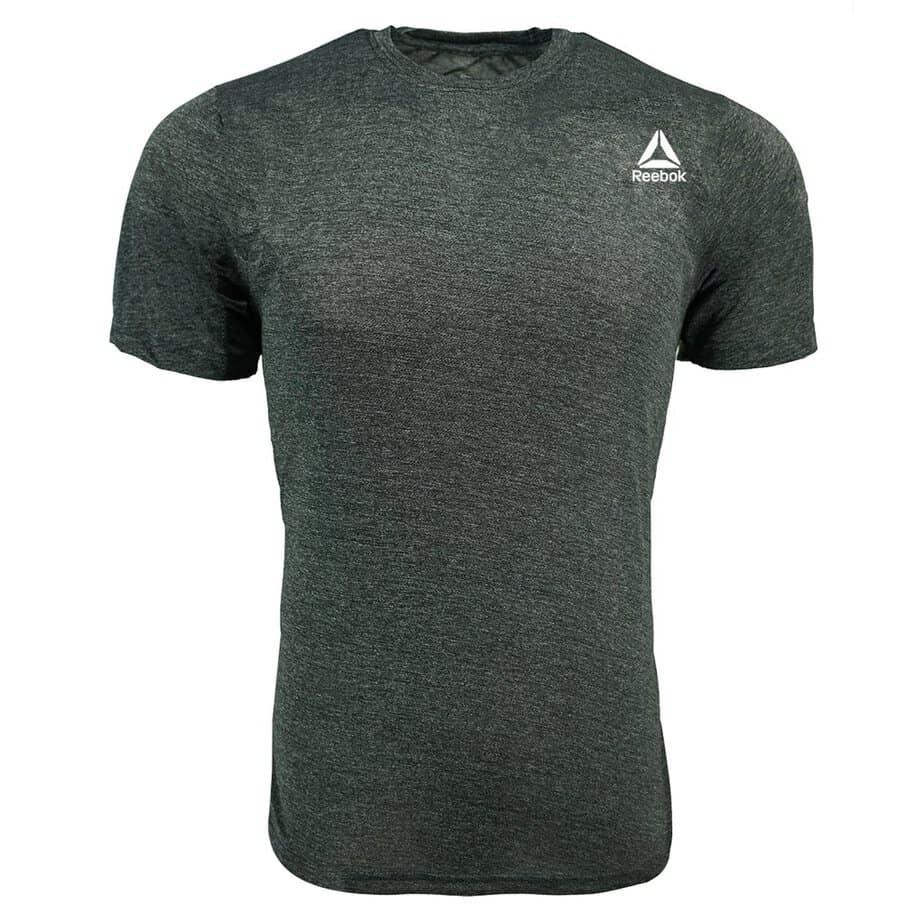 Proozy: Reebok Mens Heathered Performance T-Shirt $9.00 (Was $25)