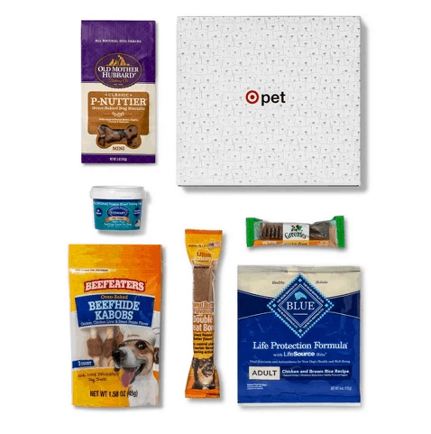 Target Pet Box for May Only $5 Shipped