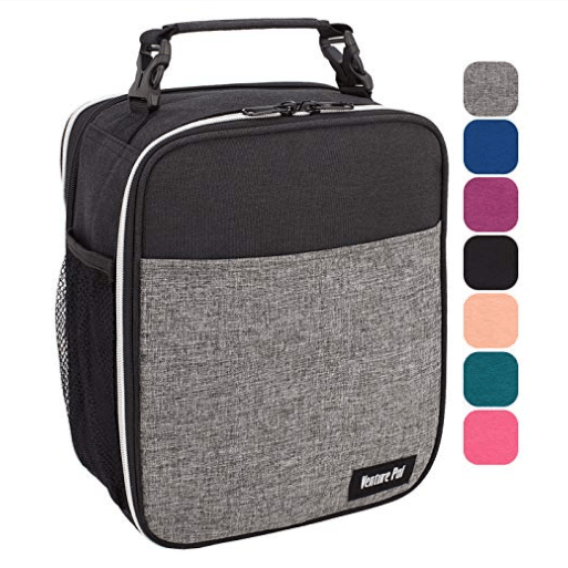 Venture Pal Detachable 2-in-1 Insulated Cooler Lunch Bag Only $13.29