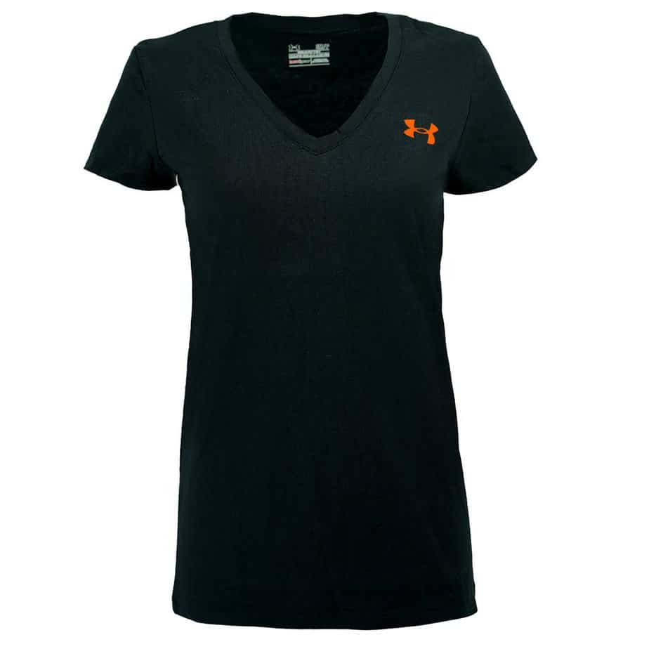 Women's Under Armour V-Neck T-Shirt Only $11.99 (Was $25)