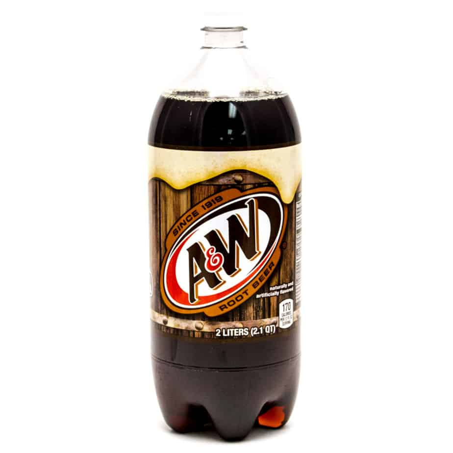 FREE A&W Root Beer Bottle 2-Liter Coupon