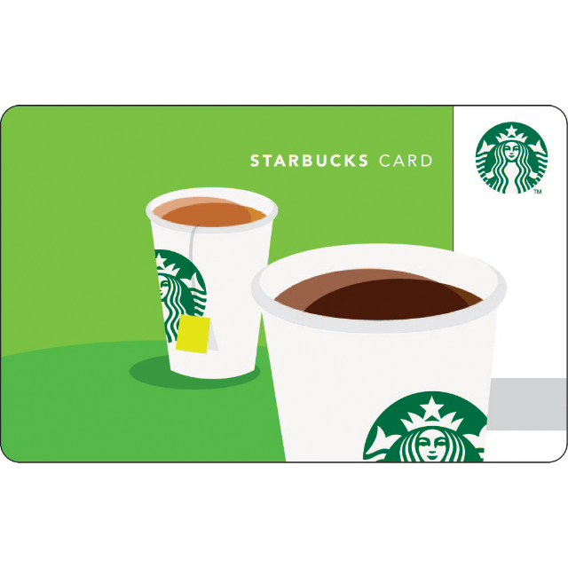 Free $5 Starbucks Gift Card with $20 Gift Card Purchase