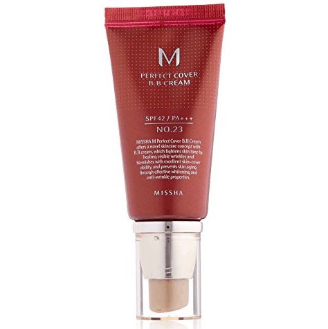 MISSHA M Perfect Cover BB Cream No.23 Natural Beige Only $7.50 (Was $22.00)
