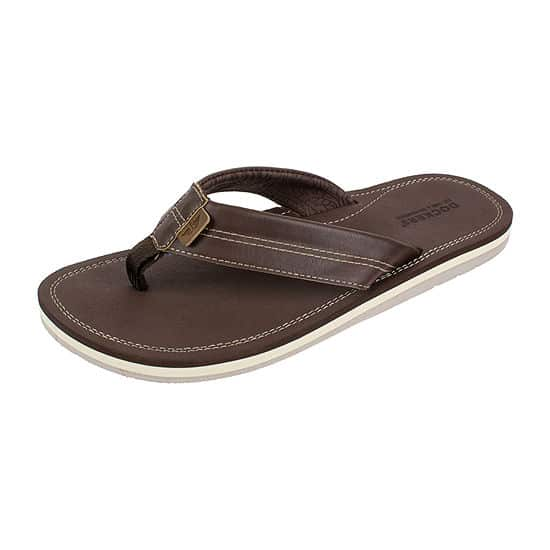 Save $10 off Any $25 Purchase at JCPenney.com - Men's Flip Flops $8 Per Pair