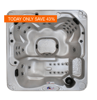 Home Depot: Up to 43% off American Spas Hot Tubs **Today Only**