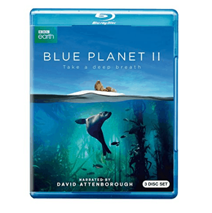 Blue Planet II on Blu-ray $10.00