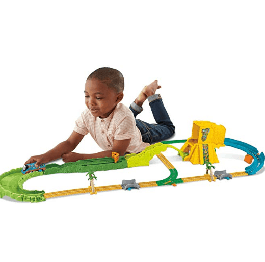 Fisher-Price Thomas & Friends TrackMaster, Turbo Jungle Set Only $34.99 (Was $64.99)