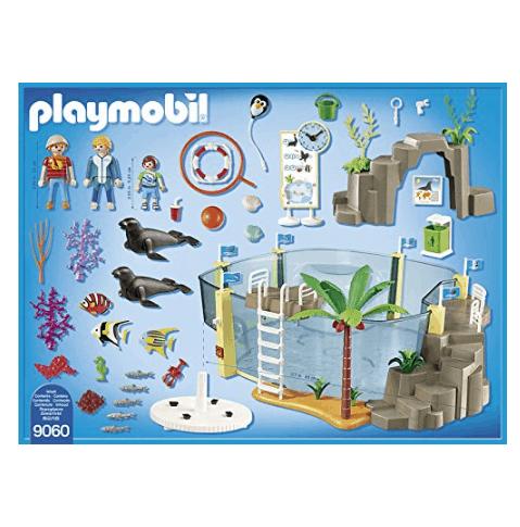 PLAYMOBIL Aquarium Building Set Only $32.99 (Was $59.99)