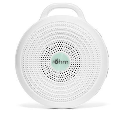 Marpac Rohm Portable White Noise Sound Machine $19.99