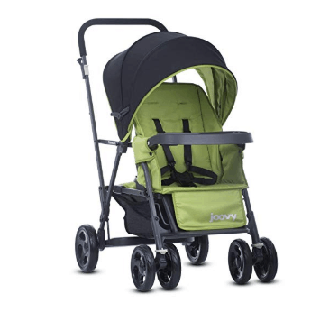 Joovy Caboose Graphite Stand On Tandem Stroller, Appletree $69.67 (Was $150) *HOT*