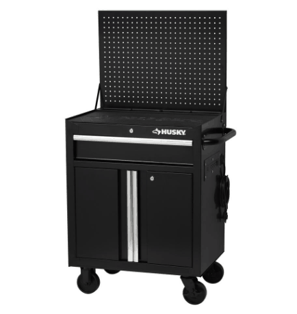Home Depot: Husky 27 in. Tool Chest Rolling Cabinet Only $69