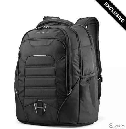 Samsonite UBX Commuter Backpack for $39.99 w/ Free Shipping (Was $110)