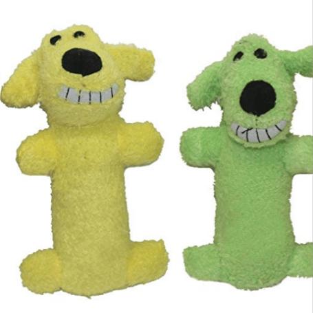Multipet International Original Loofa Dog Mini 6-Inch Dog Toy Only $1.75