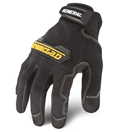 Ironclad General Utility Work Gloves GUG, All-Purpose $12.50