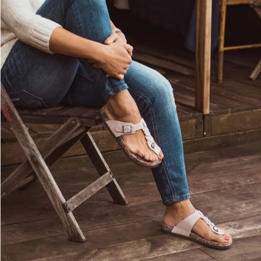 MUK LUKS Women's Marsha Sandals Only $18.99 with Free Shipping