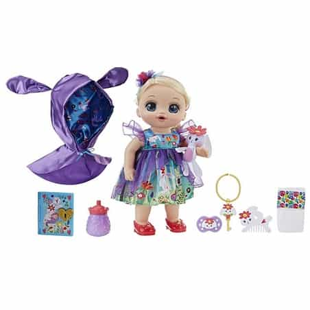 Baby Alive Once Upon a Baby: Forest Tales Forest Emma Only $15 (Was $59.99)