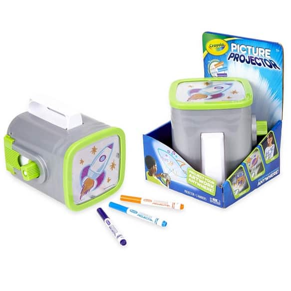 Crayola Picture Projector Only $12.53 (Was $32.47)