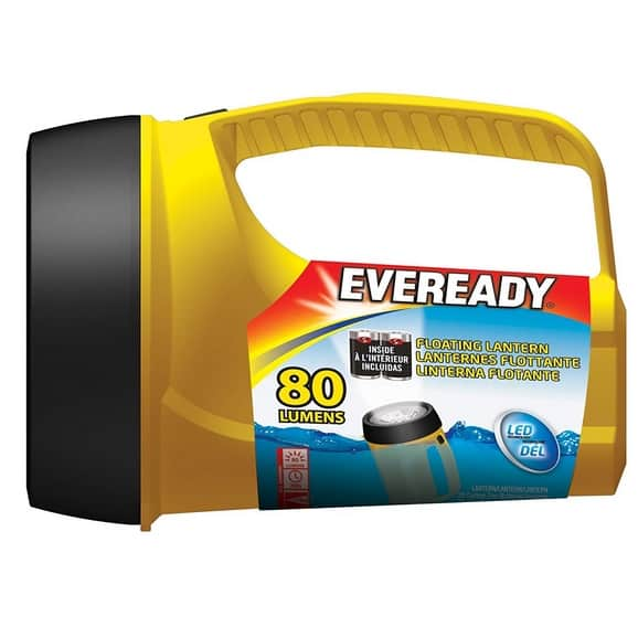 Eveready Float Lantern Only $2.96