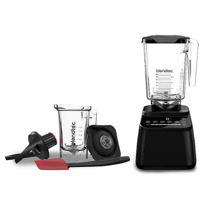 Blendtec Designer 650 with Wildside+ Jar and Twister Jar Bundle Now 9.99 (Was 9.90)