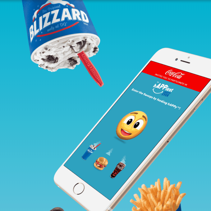 Free Small Cone w/ Any Purchase at Dairy Queen