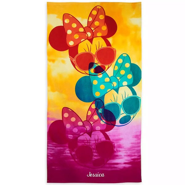 The Disney Store: Disney Beach Towels Now .99 (Was .95)