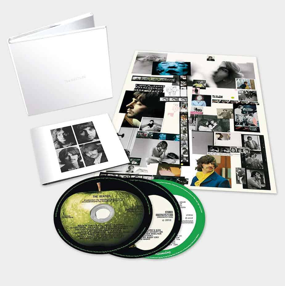 The Beatles - The White Album [3 CDs Only $13.53