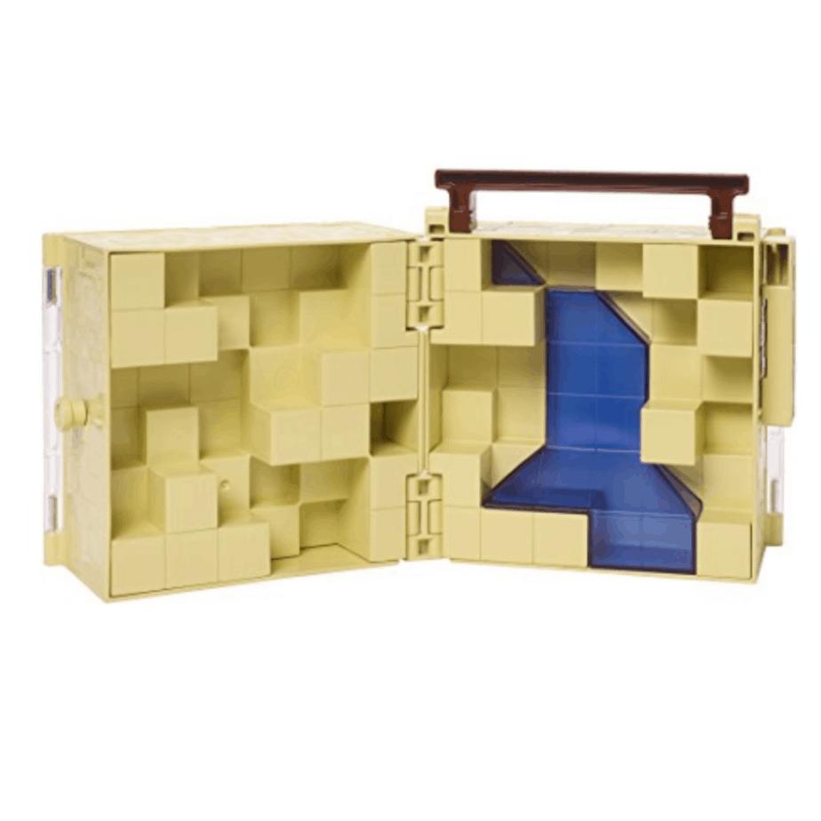 Mattel Minecraft Mini Figure Collector Case Only #PrimeDay