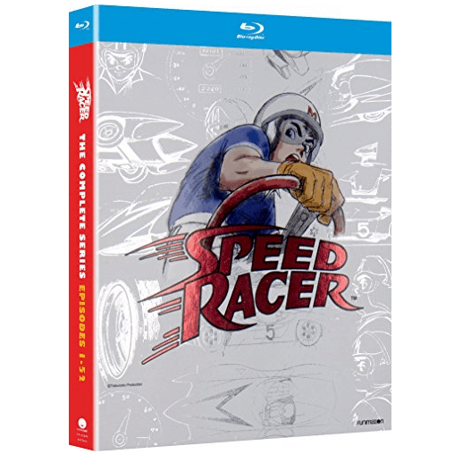 Speed Racer: The Complete Series [Blu-ray] $12.23