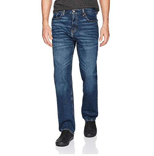 Levi's Men's 541 Athletic Straight Fit-Jeans $27.80