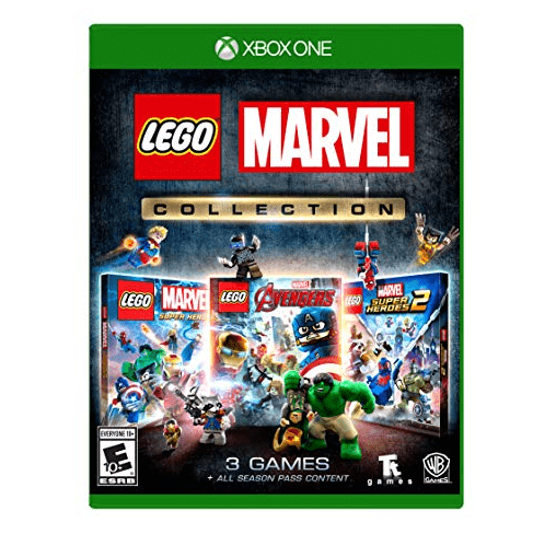 Lego Marvel Collection Game for Xbox One Only $19.99 (Was $59.99)
