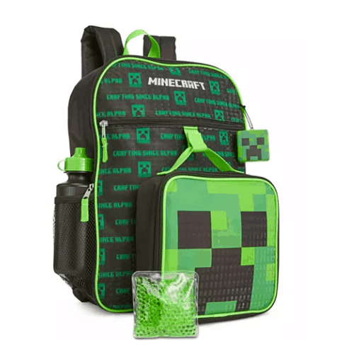 Macy's: Kids Backpack & Lunch Kit Sets from $15.99 **Minecraft, Paw Patrol, and More**