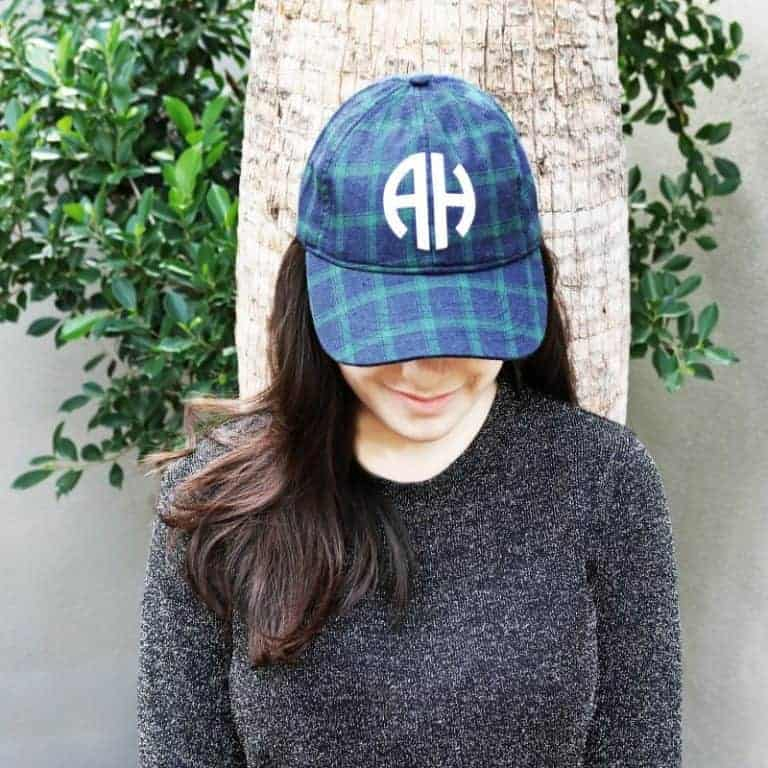 GroopDealz: Monogram Plaid Hats ONLY $5 (Was $26) **HOT**