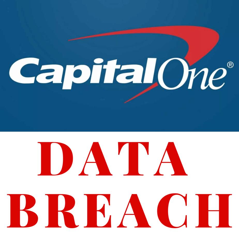 Heads Up! Capital One Data Breach