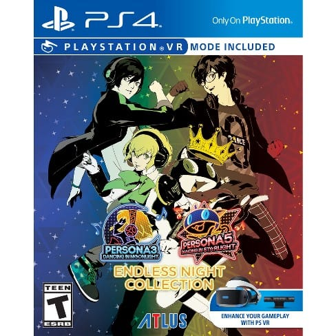 Persona Dancing: Endless Night Collection Game for PlayStation 4 $49.97 (Was $100)