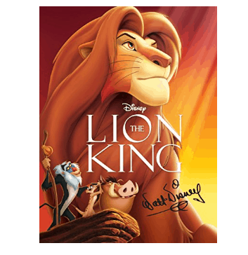 Own The Lion King: The Walt Disney Signature Collection for $8.99