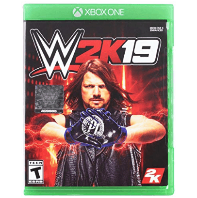 WWE 2K19 Game for Xbox One $14.99