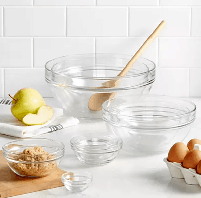 Free Shipping on ALL Orders at Macy's = Martha Stewart 10-Pc. Bowl Set Only $22
