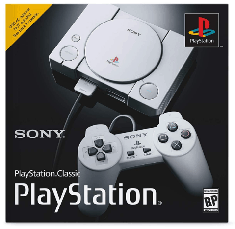 PlayStation Classic Only $19.99 at Amazon, Best Buy, & Target #PrimeDay