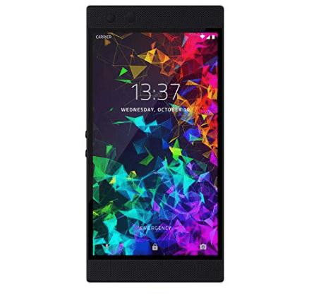 New Razer Phone 2: Unlocked Gaming Smartphone - 8GB RAM - 64GB Only $399 #PrimeDay