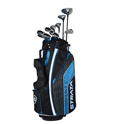 Callaway Golf Men's Strata Complete 12 Piece Package Set Only $164